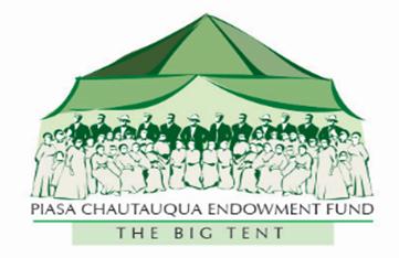 PCEF Big Tent Logo